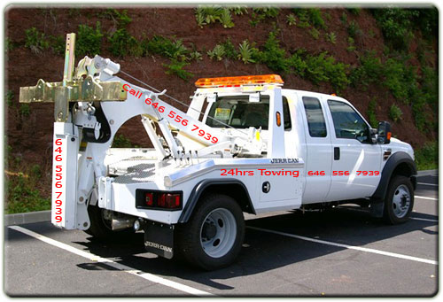 Car Service Bronx: Nyc Center Towing & Emergency Service